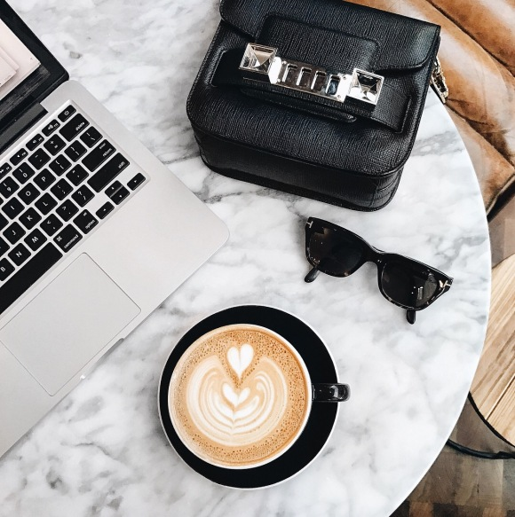 Coffee and Handbags | Fashion, Cafe, and Influencer Marketing