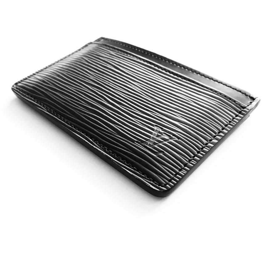 LV Epi Leather Card Holder   CoffeeAndHandbags.com