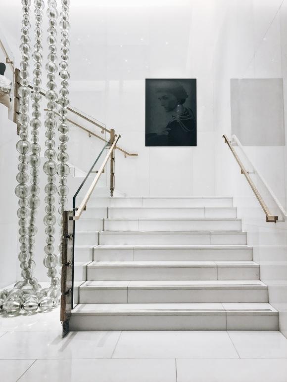 Coco Chanel Staircase in Paris | CoffeeAndHandbags.com