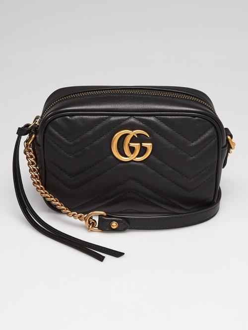 Gucci Marmont Mini Camera Bag
