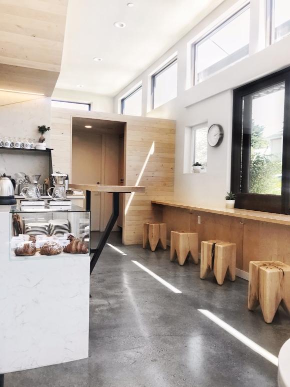 Olympia Coffee Roasters in Seattle, WA