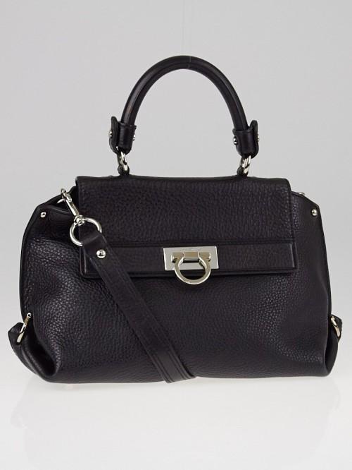 Salvatore Ferragamo Calfskin Small Sofia Bag