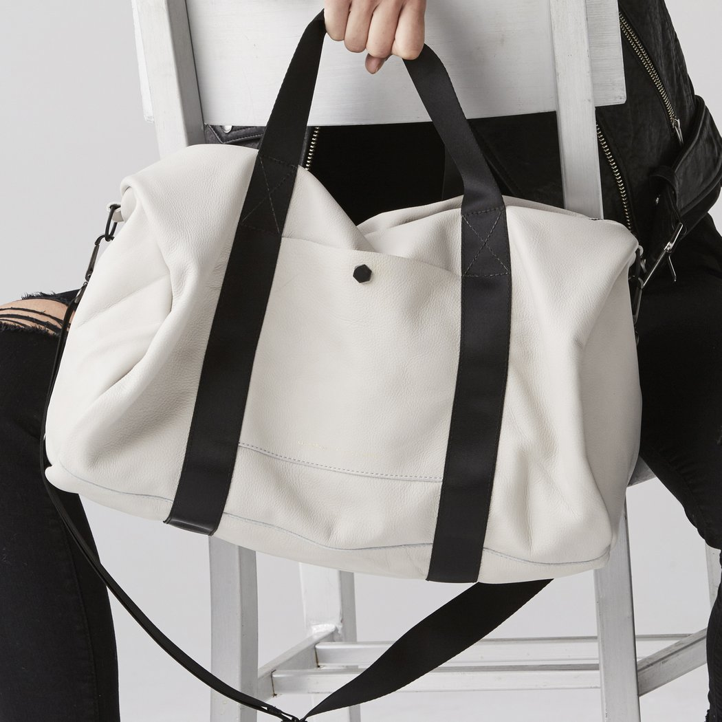 Ampersand As Apostrophe OG Duffle Bag