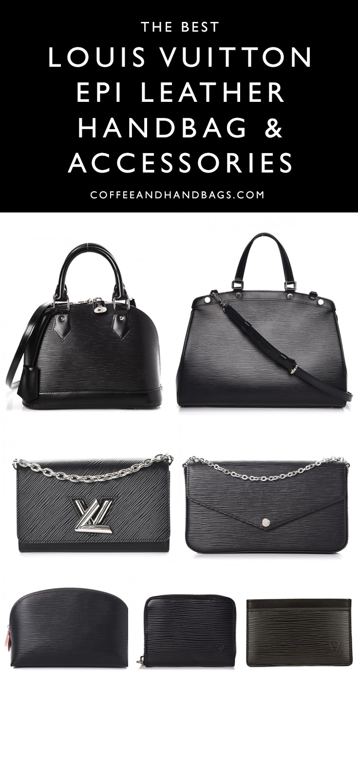 The Best Louis Vuitton Epi Leather Handbags, SLGs, and Accessories | CoffeeAndHandbags.com