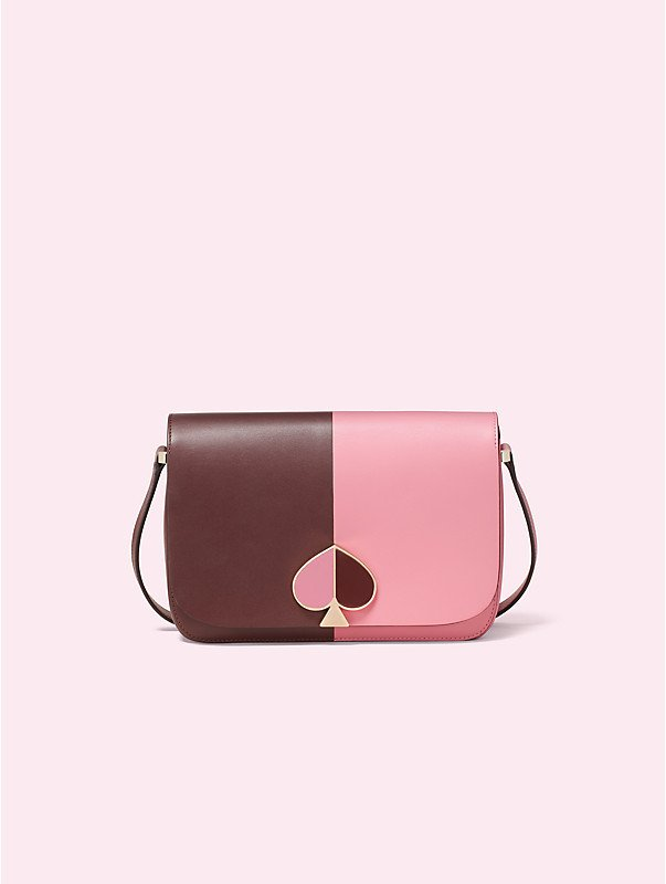 kate spade nicola bicolor medium shoulder bag, $398