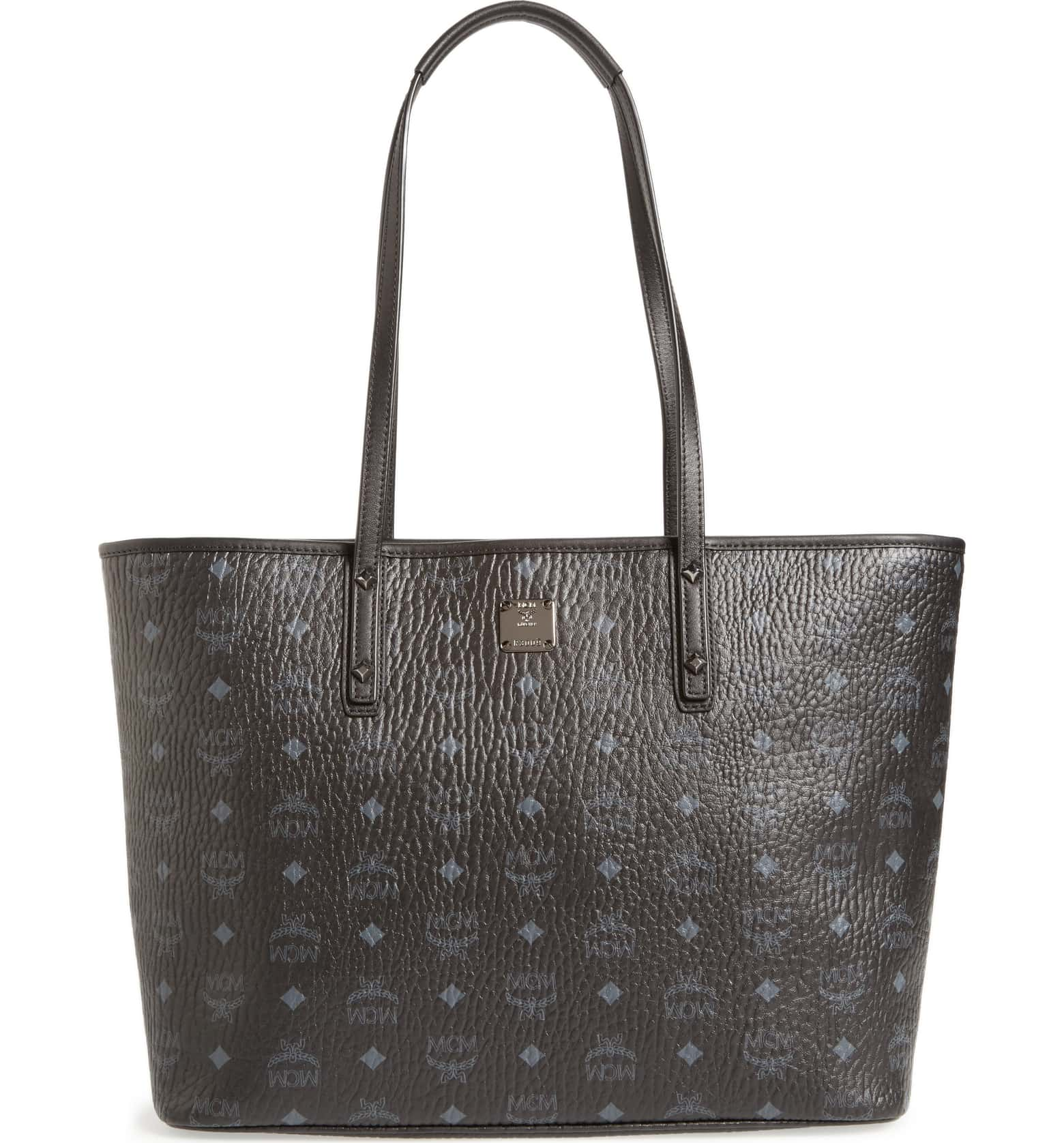 MCM Medium Anya Tote Bag