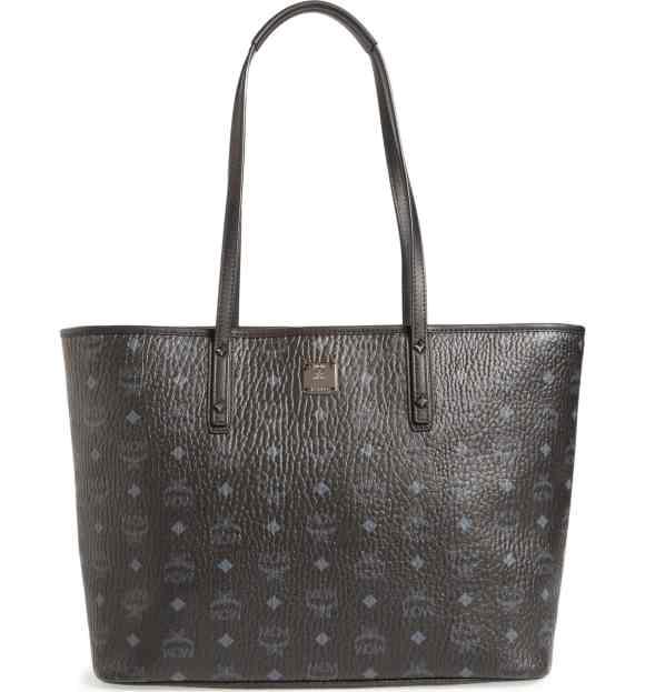 MCM Medium Anya Tote Bag
