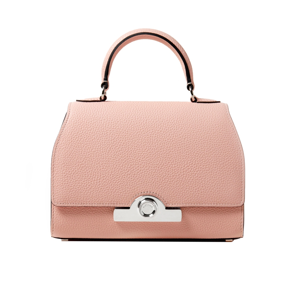 Moynat Mini Rejane Bag | CoffeeAndHandbags.com #Moynat #DesignerHandbags #LeatherGoods