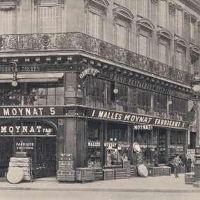 Moynat Atelier | CoffeeAndHandbags.com #VintageFashion #Moynat #ParisFashion