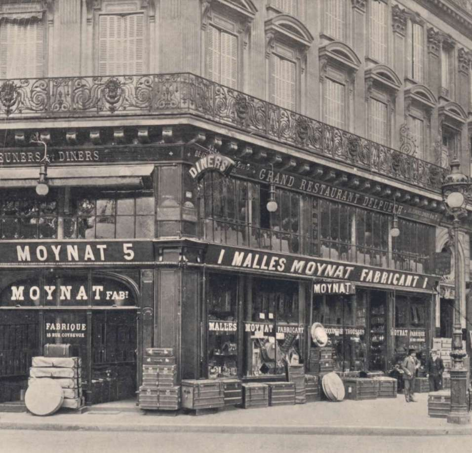 Moynat Atelier   CoffeeAndHandbags.com #VintageFashion #Moynat #ParisFashion