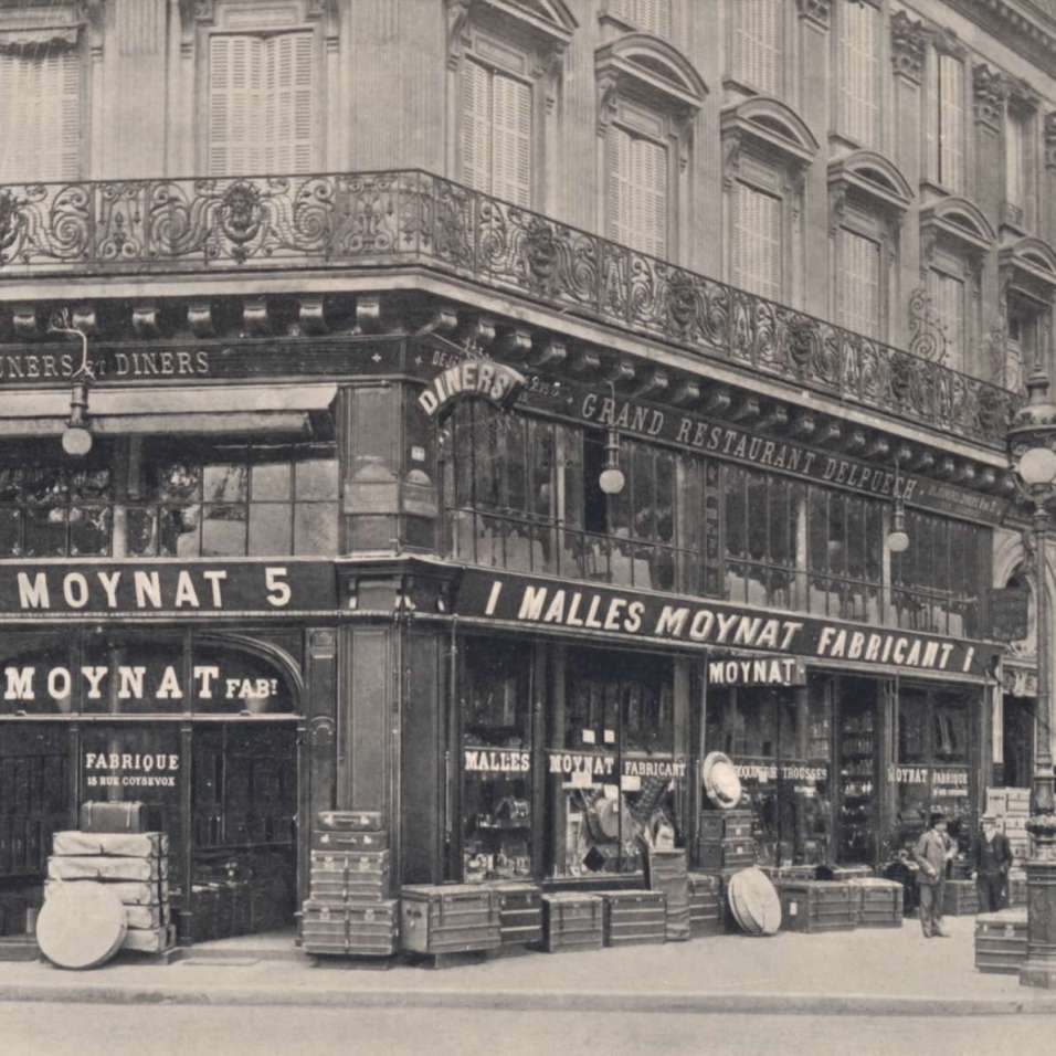 Moynat Atelier | CoffeeAndHandbags.com #VintageFashion #Moynat #ParisFashion