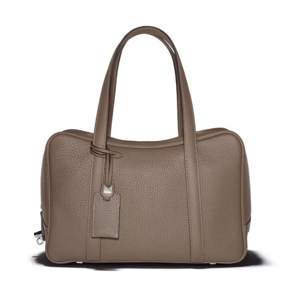 Moynat Limousine Bag   CoffeeAndHandbags.com #LeatherGoods #Moynat #DesignerHandbags