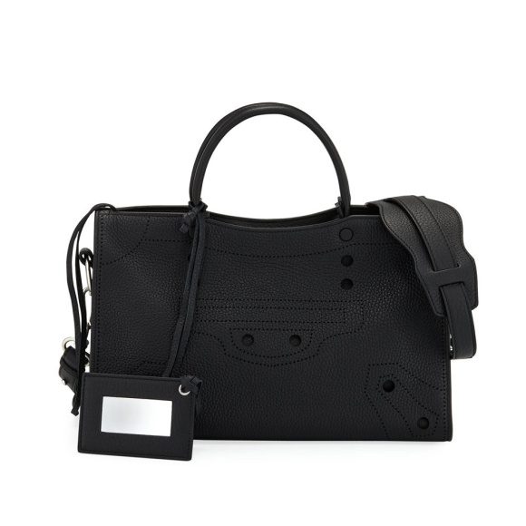 Balenciaga Blackout Small City Bag