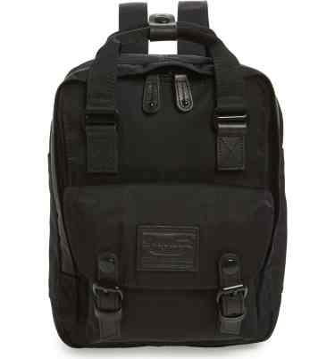 Doughnut Mini Macaroon Black Series Backpack