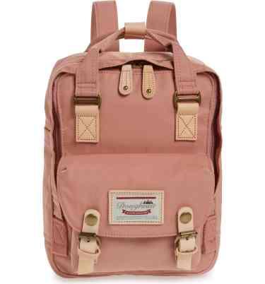 Doughnut Rose Mini Macaroon Backpack