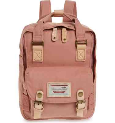 Doughnut Rose Mini Macaroon Backpack