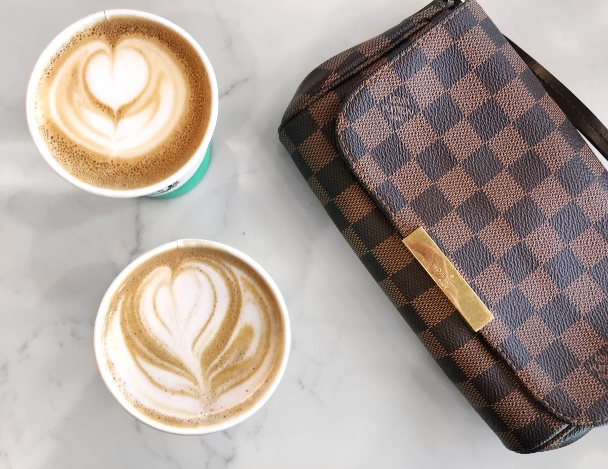Bag Review: Louis Vuitton Damier Ebene Favorite PM