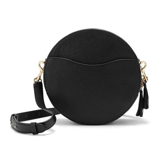 cf0adb875 Cuyana Circle Crossbody Bag | Best Round Bags for Spring 2019 |  CoffeeAndHandbags.com