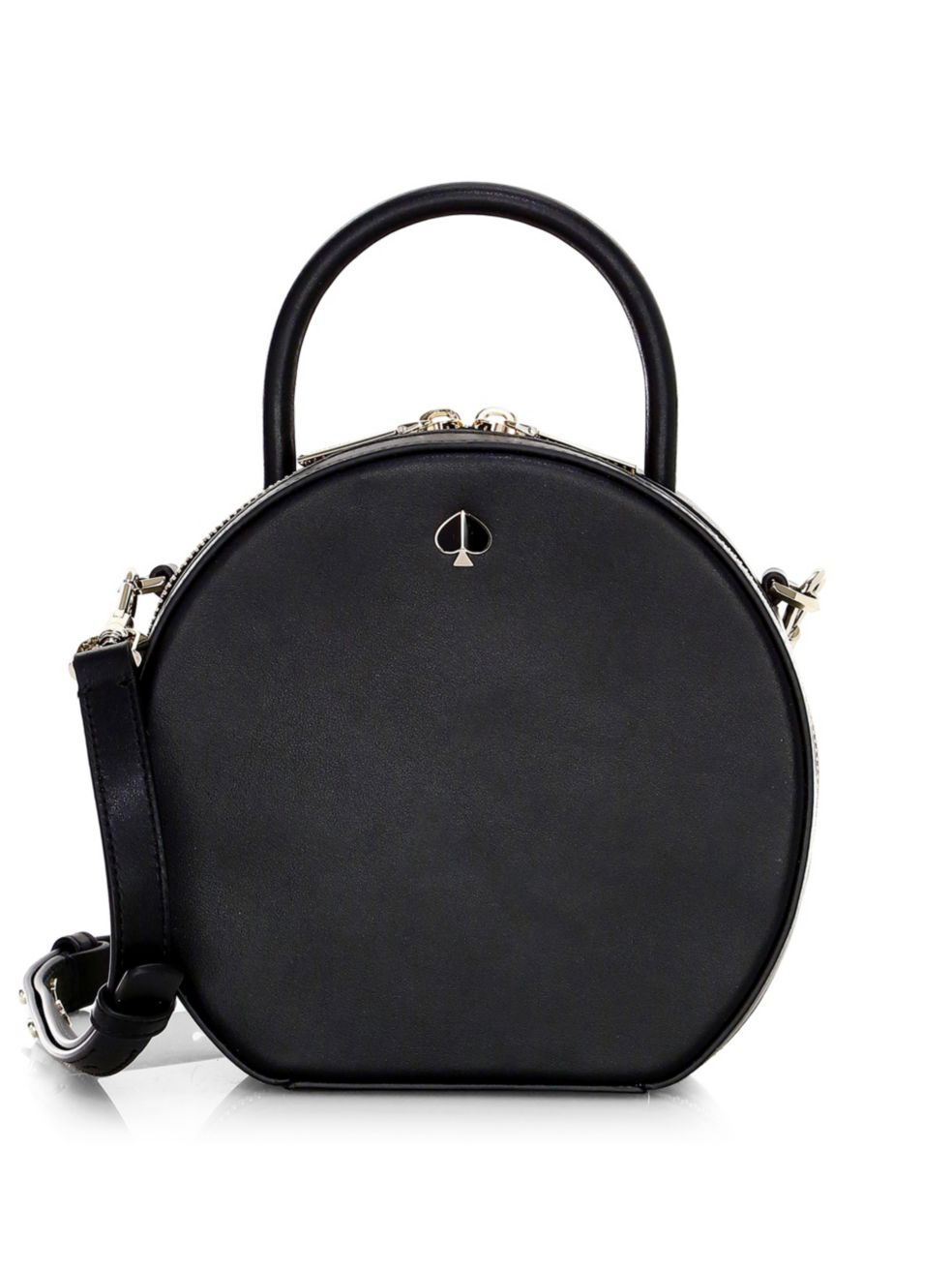 Kate Spade Andi Round Canteen Crossbody Bag | Best Round Bags for Spring 2019 | CoffeeAndHandbags.com