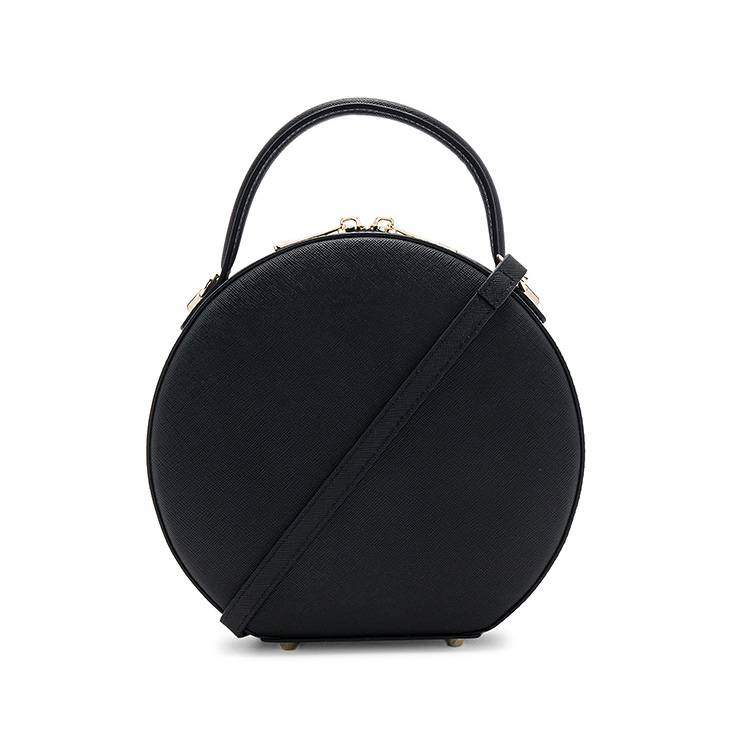 a07df2db9 The Daily Edited Circle Crossbody Bag | Best Round Bags for Spring 2019 |  CoffeeAndHandbags.