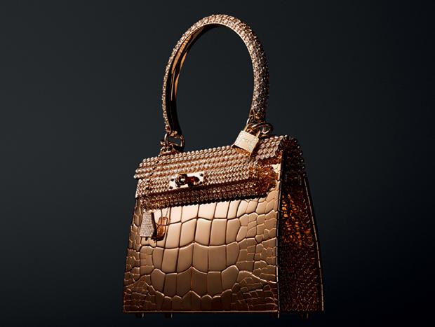 Hermès x Pierre Hardy Rose Gold and Diamond Kelly – $2 Million
