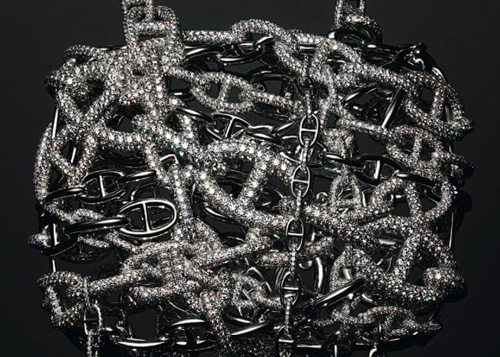 Hermes Chain d'Acre Bag | Most Expensive Hermes Bag in the World $1.4M